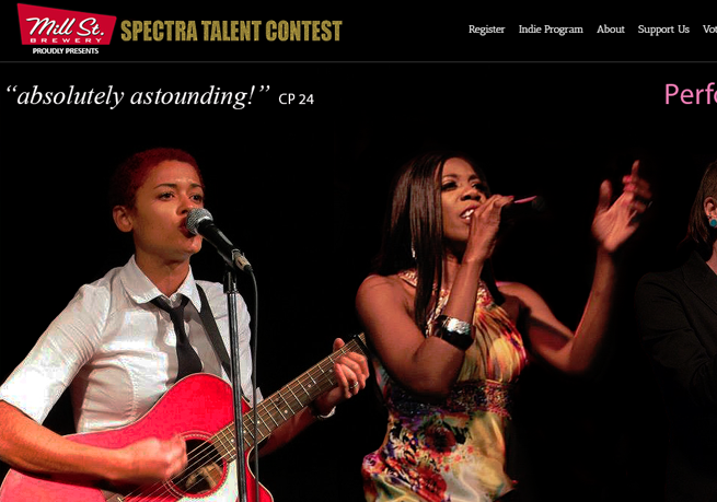 spectra-talent-contest
